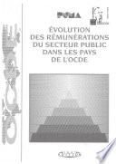 Evolution des rémunérations du secteur public dans les pays de l'OCDE 1997