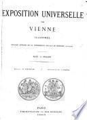 Exposition universelle de Vienne illustrée