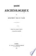Extrait des procès verbaux. 1.-2. livr., 1844/57-1858
