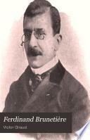 Ferdinand Brunetière