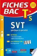 Fiches bac SVT Tle S (spécifique & spécialité)