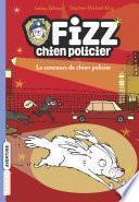 Fizz, chien policier