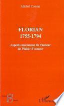 Florian, 1755-1794