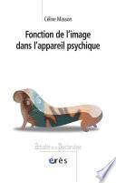 Fonction de l'image dans l'appareil psychique