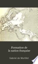 Formation de la nation française