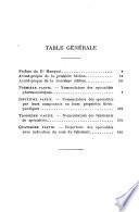 Formulaire des spécialités pharmaceutiques pour 1910