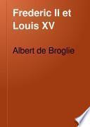 Frederic II et Louis XV