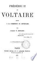 Frédéric II et Voltaire
