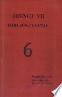 French Twentieth Bibliography
