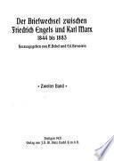 Friedrich engels und