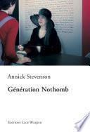 Génération Nothomb