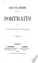 Gens de guerre. Portraits
