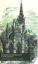 Géographie du département de la Seine-Inférieure: Arrondissement d'Yvetôt