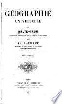 Géographie universelle de Malte-Brun