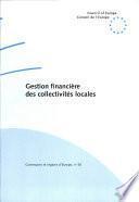 Gestion financière des collectivités locales : le cas de la France et du Royaume-Uni