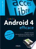 Google Android 4 efficace