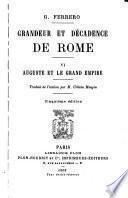 Grandeur et décadence de Rome