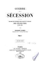 Guerre de la Sécession