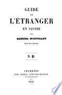 Guide de l'étranger en Savoie