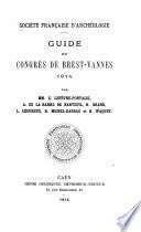 Guide du Congrès de Brest-Vannes