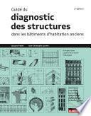 Guide du diagnostic des structures dans les bâtiments anciens