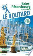 Guide du Routard Saint-Pétersbourg 2019/20