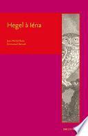 Hegel à Iéna