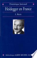 Heidegger en France -
