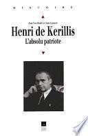 Henri de Kerillis
