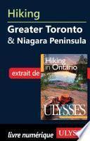 Hiking Greater Toronto Niagara Peninsula