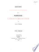 Histoire biographique et généalogique de la noblesse limbourgeoise