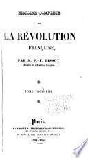 Histoire complète de la révolution française