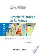 Histoire culturelle de la France - 5e éd.