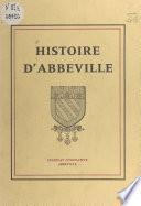 Histoire d'Abbeville