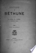 Histoire de Bethune