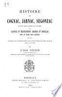 Histoire de Cognac, Jarnac