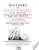 Histoire de Dannemarc...