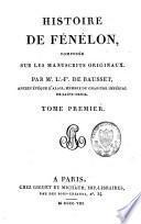 Histoire de Fénelon
