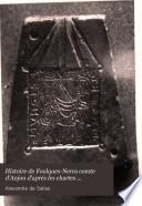 Histoire de Foulques-Nerra, comte d'Anjou d'après les chartes contemporaines et les anciennes chroniques