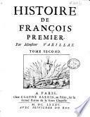 Histoire de François Ier