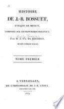 Histoire de J.-B. Bossuet
