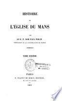 Histoire de l'église du Mans