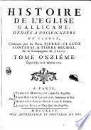 Histoire de l'église gallicane