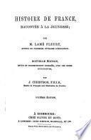 Histoire de la France, racontée à la jeunesse