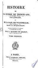Histoire de la Guerre de Trente-Ans: Histoire du traité de Westphalie