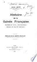Histoire de la Guinée Française