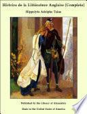Histoire de la Littérature Anglaise (Complete)