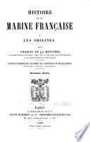 Histoire de la Marine francaise