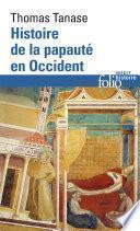 Histoire de la papauté en Occident