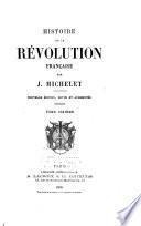 Histoire de la revolution Française